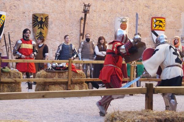 Castillo de Belmonte XIV