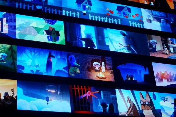 Pixar XIX
