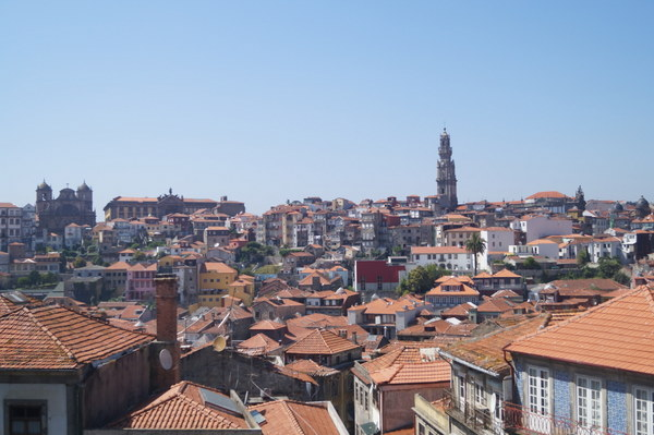 Pateando la bella Oporto en Portugal/Walking through the beautiful Porto in Portugal