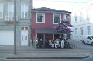 Casa de Pasto da Palmeira en Oporto: gastronomía divertida con vistas/Casa de Pasto da Palmeira in Oporto: funny cuisine with a view