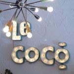 Le Cocó: como en casa de la abuela en Madrid/Le Cocó: granny's kitchen in Madrid