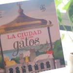 «La ciudad de los gatos» de Carmen García Iglesias o Estambul según la editorial Lata de Sal